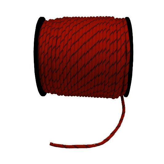 Lina Tendon Static 10.5mm czerwona