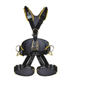 Uprząż pełna alpinistyczna Singing Rock EXPERT 3D SPEED STEEL