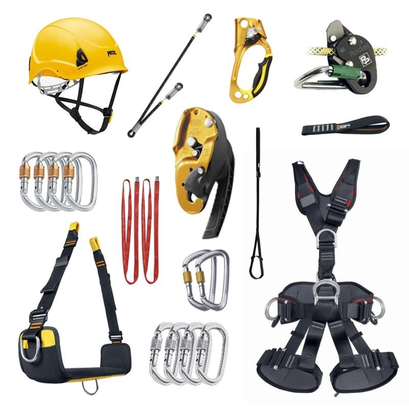 Zestaw do prac alpinistycznych EXPERT